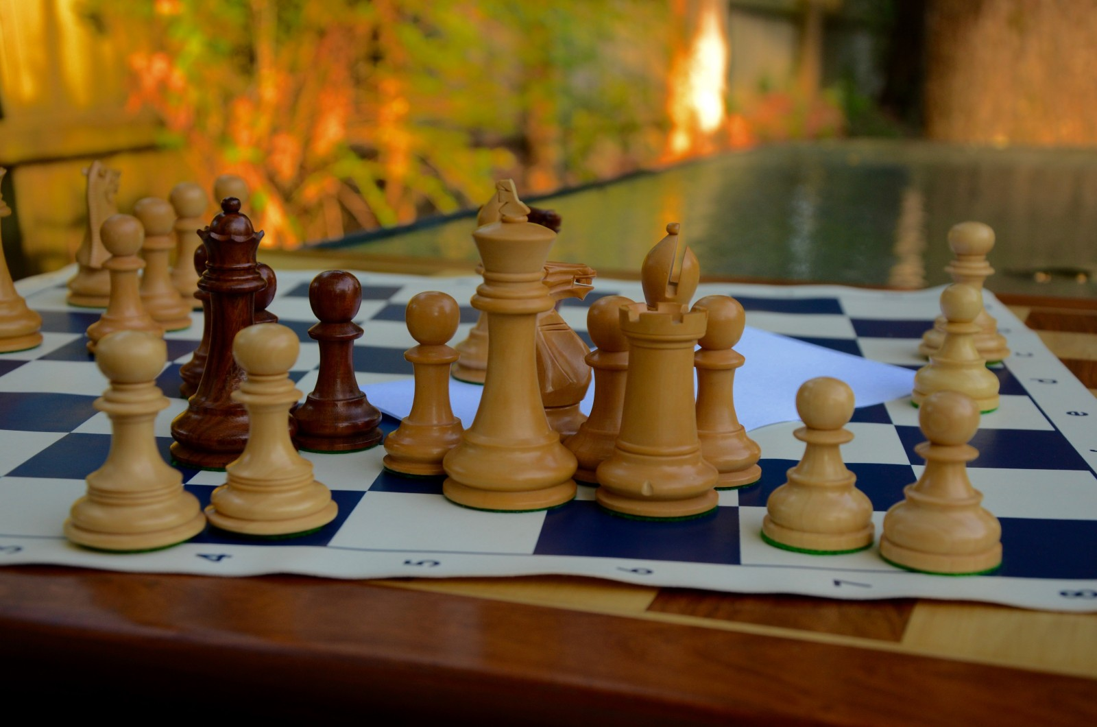 Replacing Chess Pieces